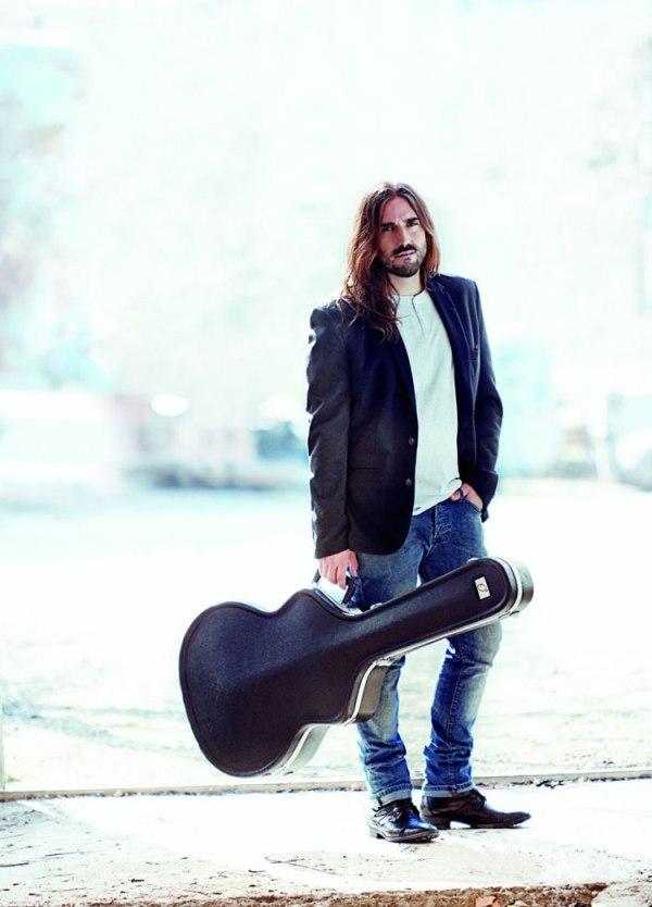 Andrés Suárez concierto en Vigo