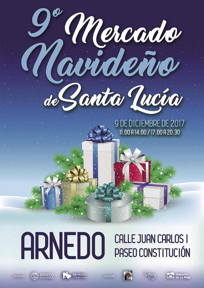 IX Mercado Navideño de Santa Lucía en Arnedo