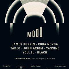 Mood, festival de música electrónica en Ourense