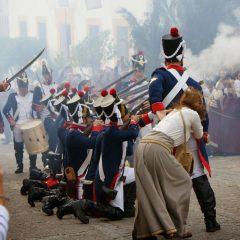 VIII Recreación Histórica Villa de El Bosque 2017