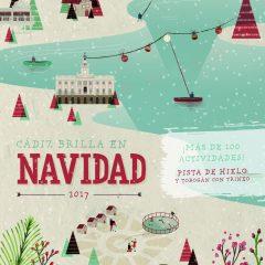 Cádiz Brilla en Navidad con más de cien actividades culturales y turísticas