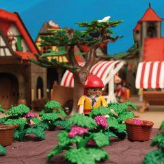 Vuelven los clicks de Playmobil al Museo del Vino