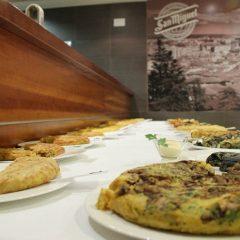 Ganadores del concurso 'La mejor Tortilla de Patata de Burgos' 2018