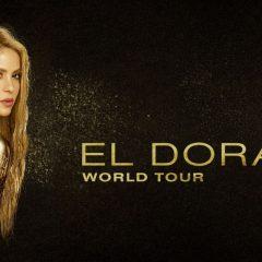 Ya hay fechas para la vuelta de Shakira con «El Dorado World Tour»