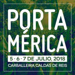 Primeras confirmaciones del Festival PortAmérica 2018