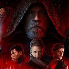 Este viernes llega a los cines 'Star Wars: Los últimos Jedi'