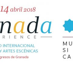 Granada Experience 2018 se celebra del 11 al 14 de abril