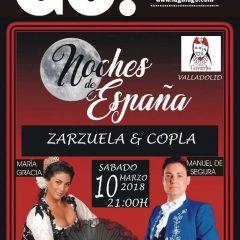 Revista Go Valladolid , Febrero 2018