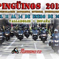 Bienvenidos Pingüinos 2018 a Valladolid