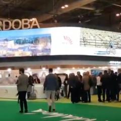 Córdoba se promociona en Fitur 2018 con el objetivo de superar los 1,2 millones de visitantes. Disfruta del video #Stay in Córdoba
