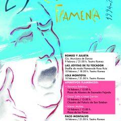 25 edición de LA CUMBRE FLAMENCA: el festival flamenco de la ciudad de Murcia