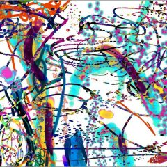 'El mundo fluye: dos miradas sobre una misma realidad'.