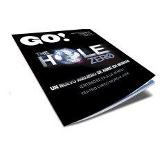 Aquí puedes leer la Guía del Ocio GO! Murcia de ENERO 2018