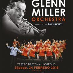 The World Famous Glenn Miller Orchestra en Logroño