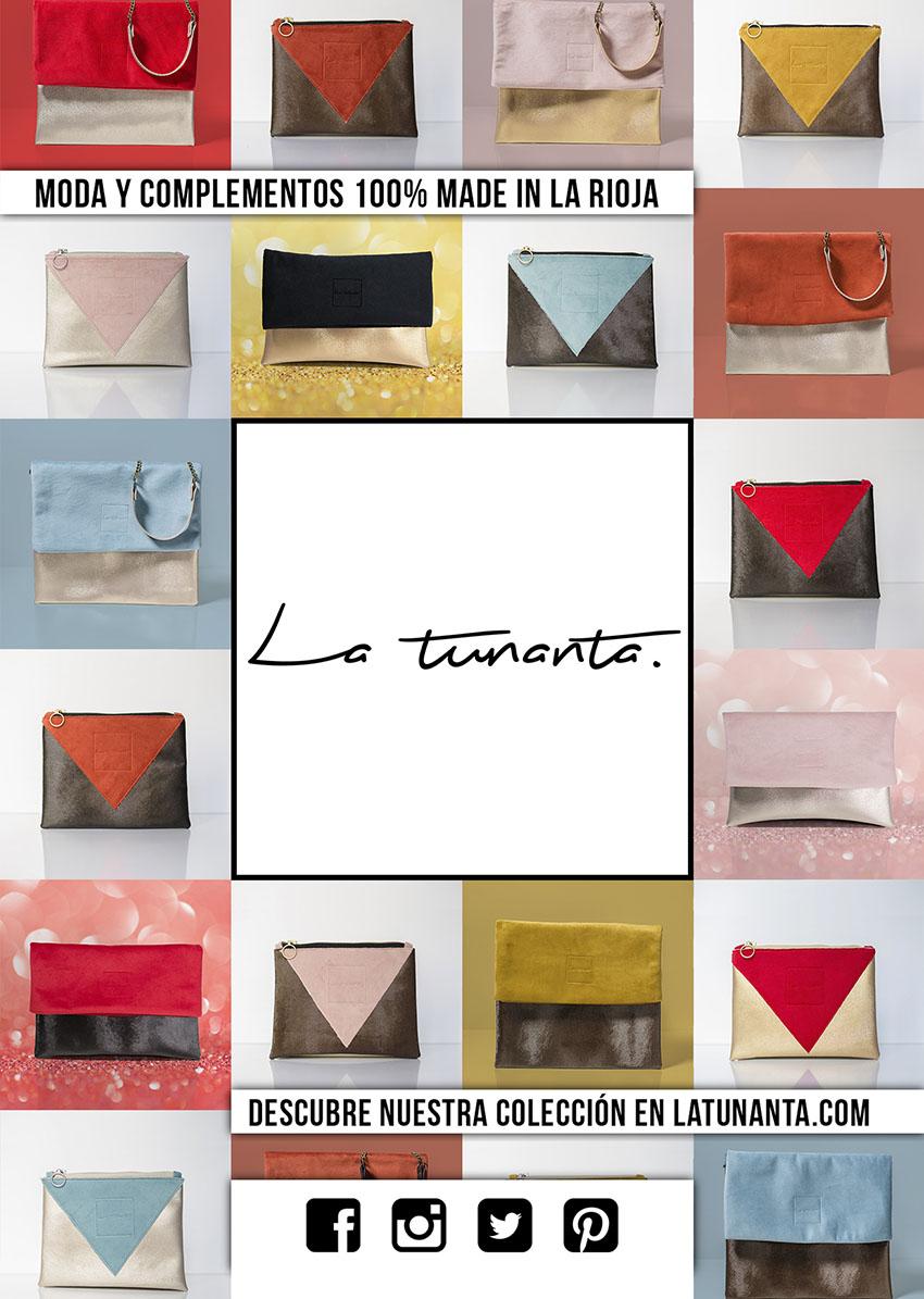 La Tunanta, moda y complementos 100% riojanos