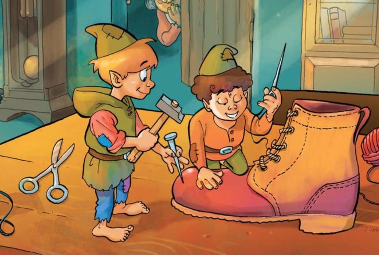Resultado de imagen de the elves and the shoemaker