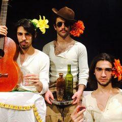 'Y me morí', de Líquido Teatro en la Casa de la Cultura de Gamonal