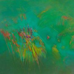 Dende o sentimento, exposición de Antonio Quesada en el teatro Afundación de Vigo