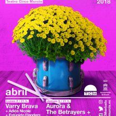 Conciertos de Primavera en el Teatro Circo de Murcia