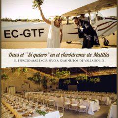 `¿Queréis celebrar una boda diferente?´ de la mano de Tierra De Sueños Bodas & Eventos