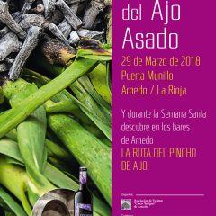 No te pierdas el XV Día del Ajo Asado en Arnedo