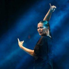 Sara Baras presenta su espectáculo «Sombras» en Vigo