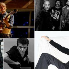 Cinco conciertos que no te puedes perder este mes de marzo en la Región de Murcia