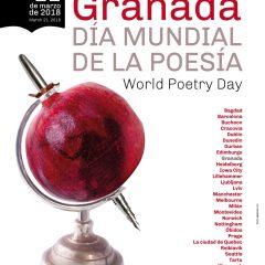 Granada celebra el Día Mundial de la Poesía 2018