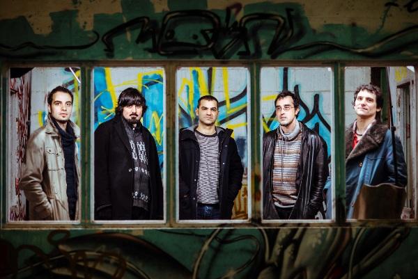 Berlai presenta su disco «Deconhecido» en Bueu