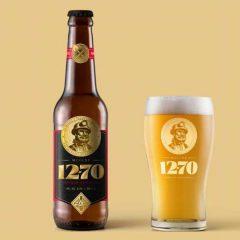 Nace la cerveza 12.70, la cerveza minera