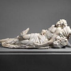 `El Museo Nacional de Escultura incorpora a su recorrido un espectacular Adonis de mármol procedente del Metropolitan Museum de Nueva York´