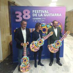 Presentación del 38 Festival de la Guitarra de Córdoba
