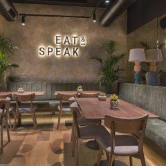Eat and Speak