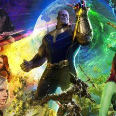 Ya está disponible el segundo tráiler de 'Vengadores: Infinity War'