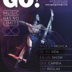 ¡Aquí puedes leer la Guía GO! Málaga de marzo 2018! toda la agenda y planes de cultura y ocio de MÁLAGA