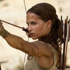 Tomb Raider regresa a los cines con un nuevo reboot