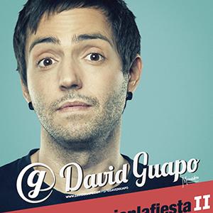 David Guapo y su espectáculo #QuenonosfrunjanlafiestaII