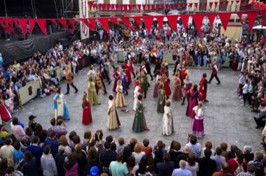 Santa Fe celebra el 526 Aniversario de las Capitulaciones.
