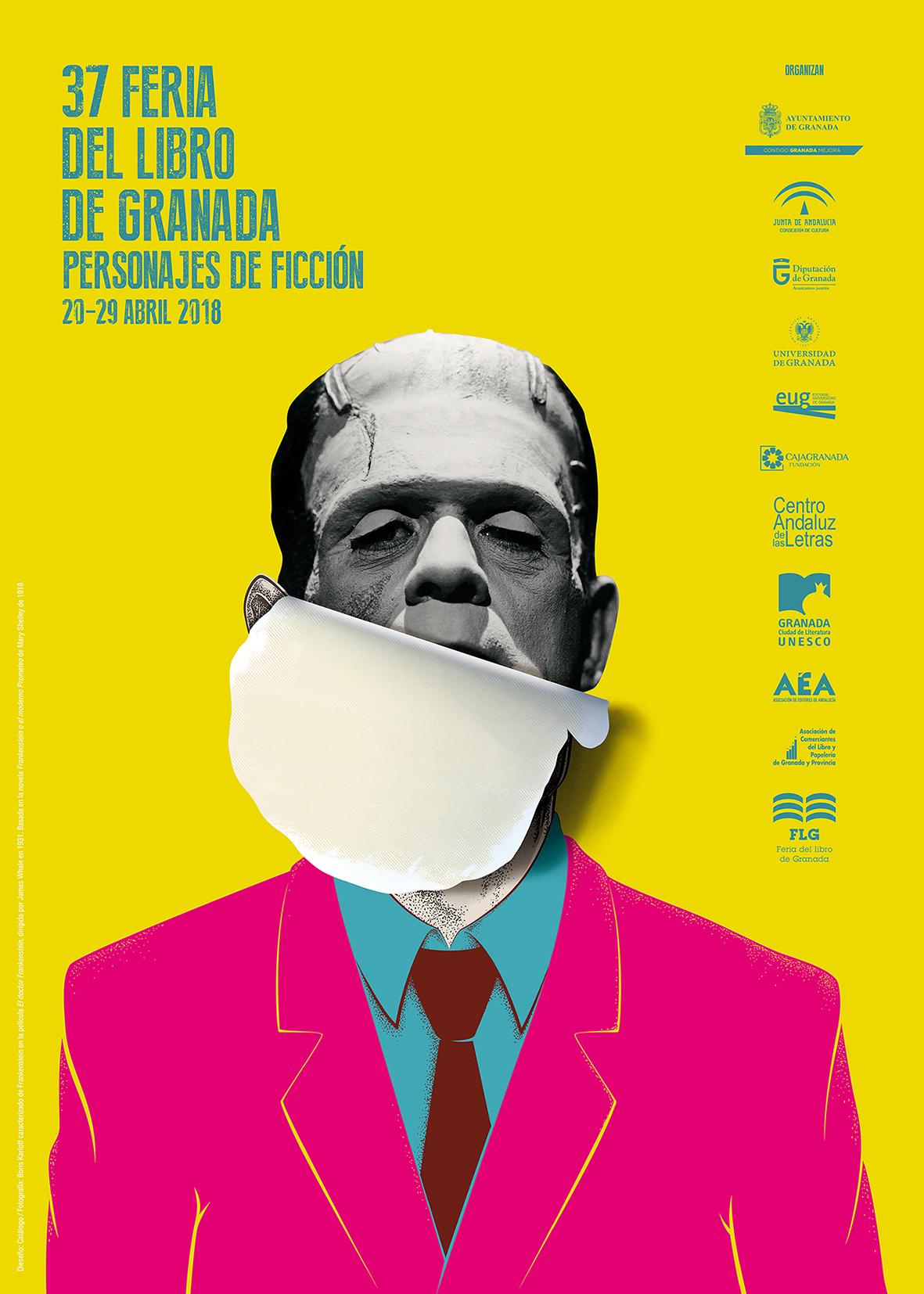 Más de 150 autores y 80 exposiciones participan en la XXXVII Edición de la Feria del Libro de Granada