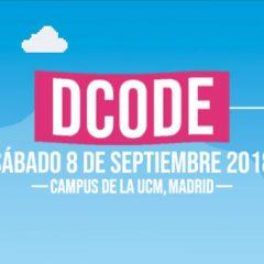 Ya hay fecha para el DCODE 2018