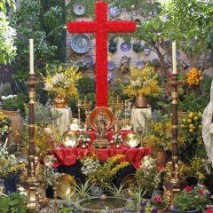 Programa de actividades del Día de la Cruz 2018 en Granada