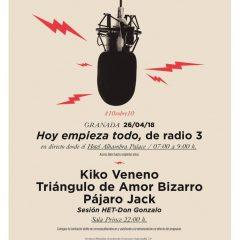 Arranca en Granada Momentos Alhambra '10 sobre 10′, que pasará por diez ciudades españolas