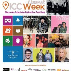 Icc week, semana das Industrias culturais e creativas en Ourense