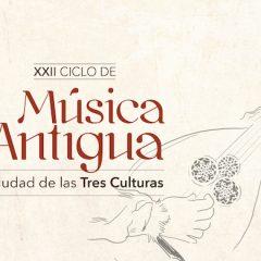 XXII Ciclo de Música Antigua «Ciudad de las Tres Culturas», del 19 al 28 de Abril (Córdoba)