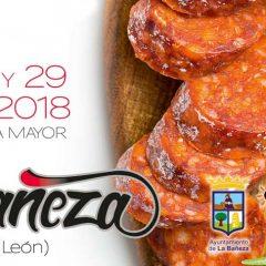 Feria del Chorizo de La Bañeza 2018