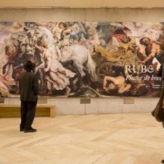 La muestra 'Rubens. Pintor de bocetos' en el Museo del Prado