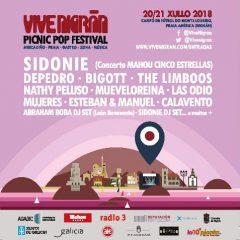 El festival Vive Nigrán confirma nuevas bandas a su cartel: Mujeres, The Limboos y Cala Vento