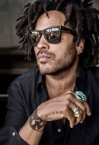 Lenny Kravitz concierto en el festival Son do camiño de Santiago