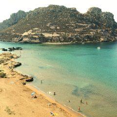 6 playas paradisíacas en la Región de Murcia