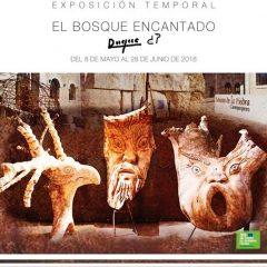Exposición Temporal `El  Bosque Encantado´ de Duque en el Museo de la Piedra de Campaspero